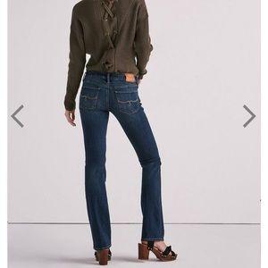 Lucky 🍀 Brand Lolita Boot Jeans